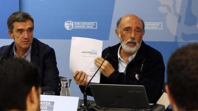 El informe sobre la tortura en Euskadi identifica 4.009 casos desde 1960