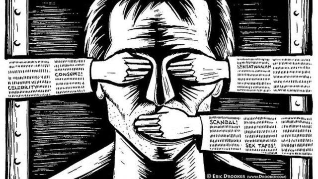 Resultado de imagen de censura rusa