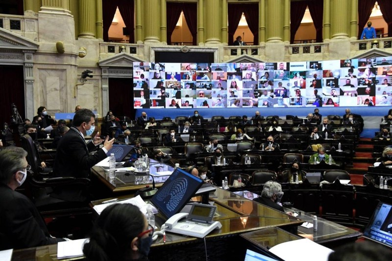 Diputados de Schiaretti bloquean el tratamiento de la nueva Ley de Ganancias  - El Diario del centro del país