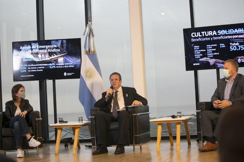 Anuncian medidas para sectores de la cultura golpeados por la pandemia - El  Diario del centro del país