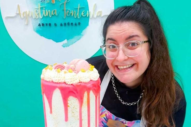 """Murió de COVID-19 """"Agus"""", ex participante de Bake Off de 31 años - El Diario del centro del país"""