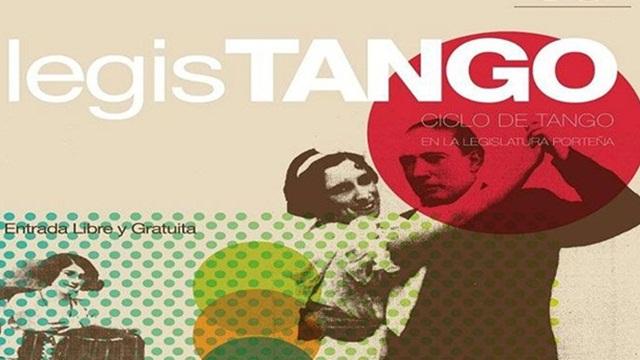 Legistango presenta concierto y Milonga