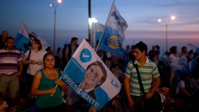 Uruguay Elecciones