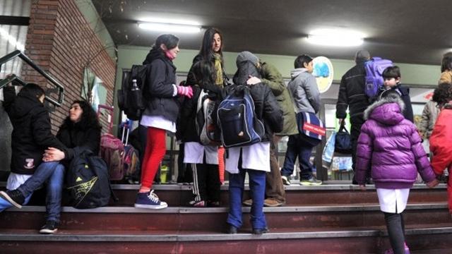 Escuelas públicas III