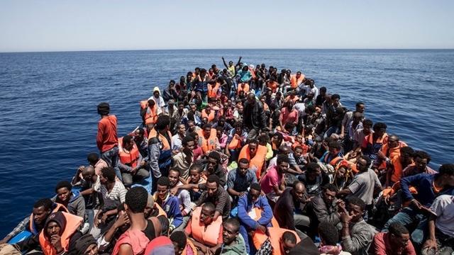 Refugiados IV
