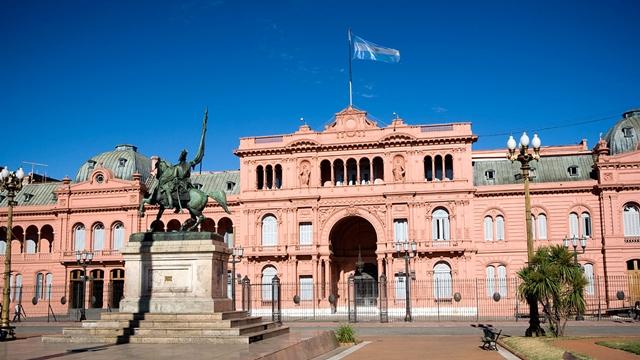 Casa Rosada II