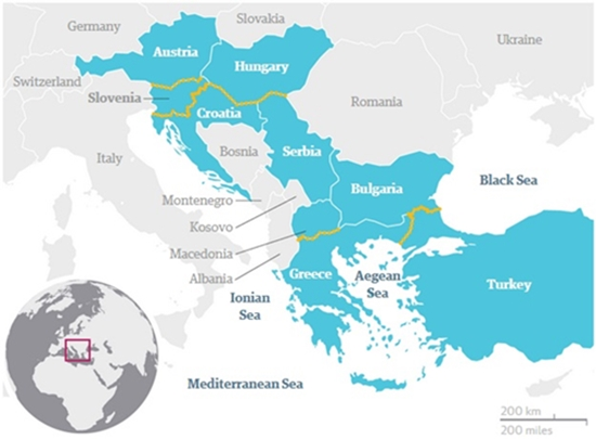 Grecia Turquia