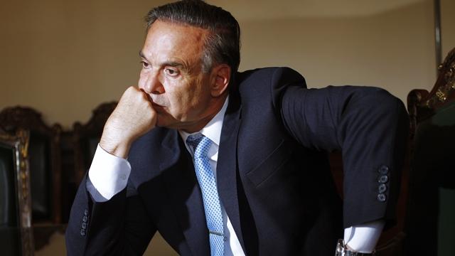 Entrevista al senador Miguel Angel Pichetto. PTC Foto: Hernan Zenteno 30_10_