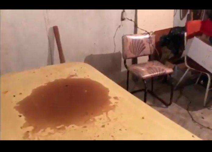 Video: Revelan imágenes de la casa del presunto canibal