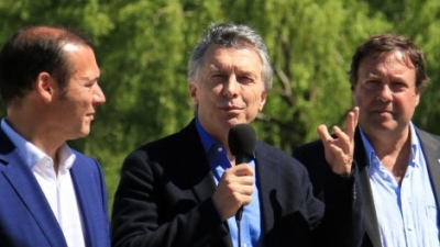Marcos Peña se reunirá con los gobernadores patagónicos — Conflicto Mapuche