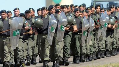 Envían gendarmes a la Patagonia y tendrán base en Comodoro