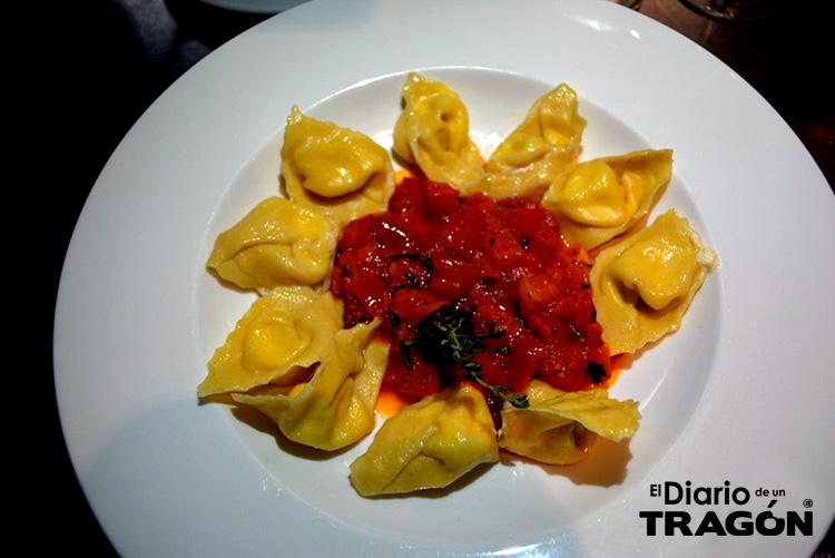 Tortelloni de Ricotta