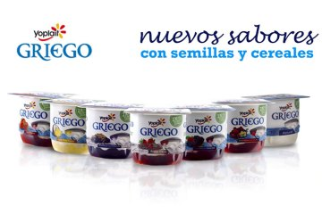 Yoplait Griego
