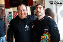 Chef Alejandro Espinosa y Chef Jordi Roca