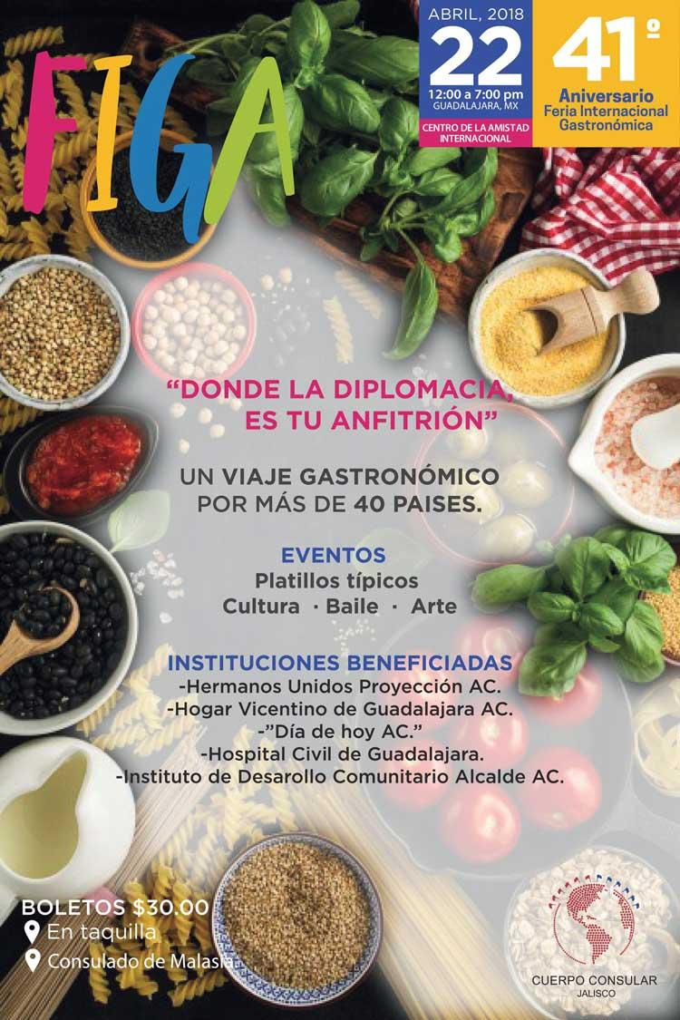 Feria Internacional Gastronómica
