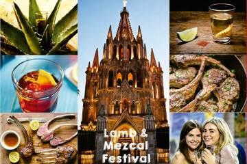 Festival del Cordero y del Mezcal