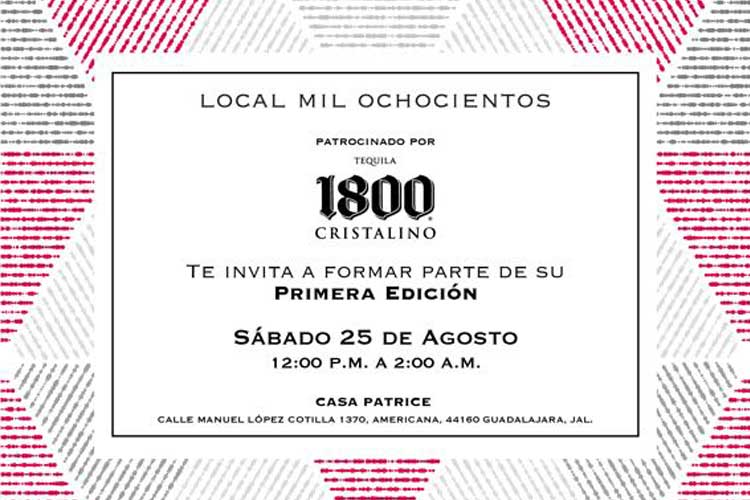 Local Mil Ochocientos