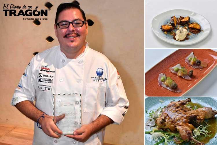 Oaxaca Cocinero del Año