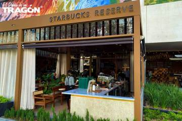 Starbucks Reserve™ bar