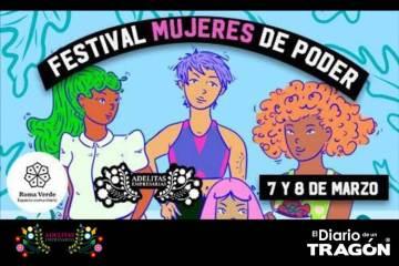 Festival Mujeres de Poder