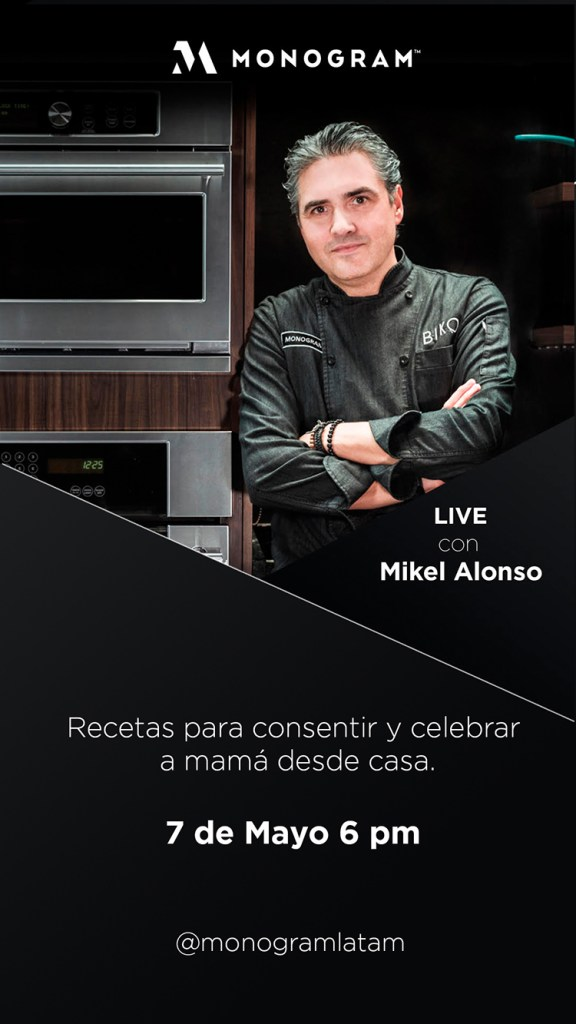 Chef Mikel Alonso