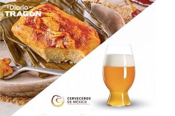 cerveza y tamales