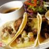 Taco de Bistec con Queso