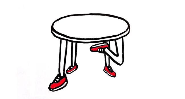 La paradoja de la mesa coja : El Diario Diseño