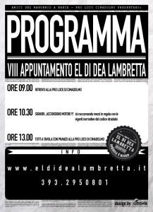 Raduno El di dea Lambretta 2014