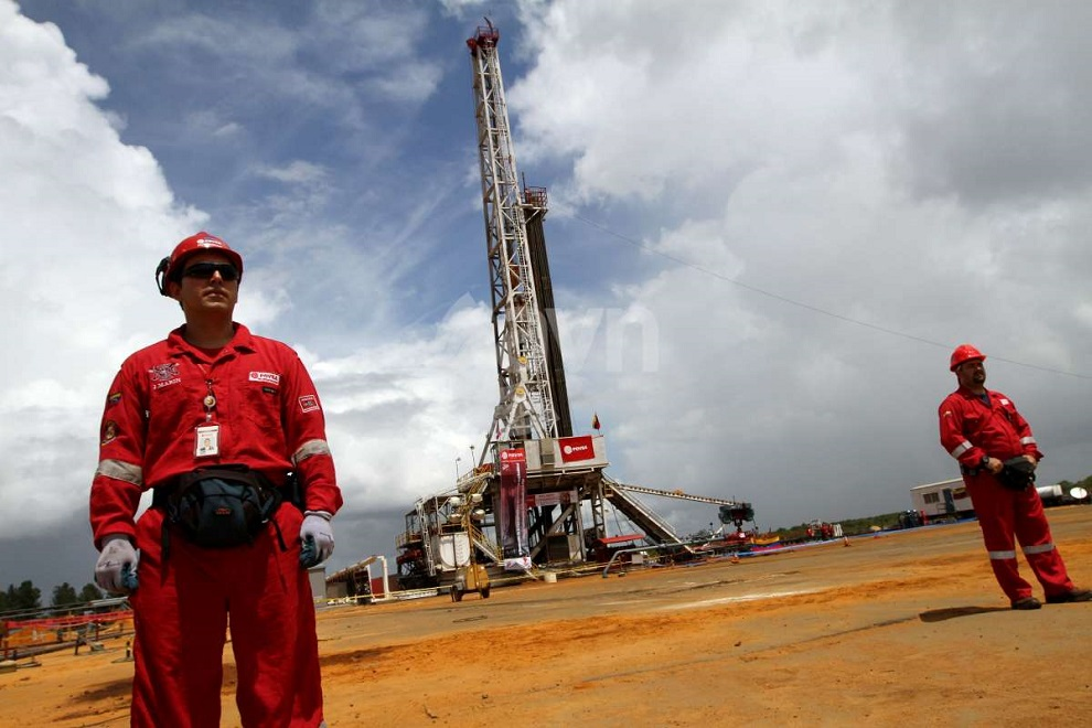 campo petrolero venezuela