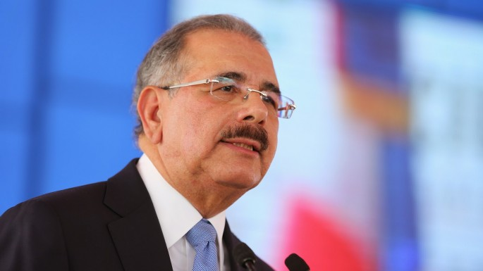 Resultado de imagen para Presidente Danilo Medina