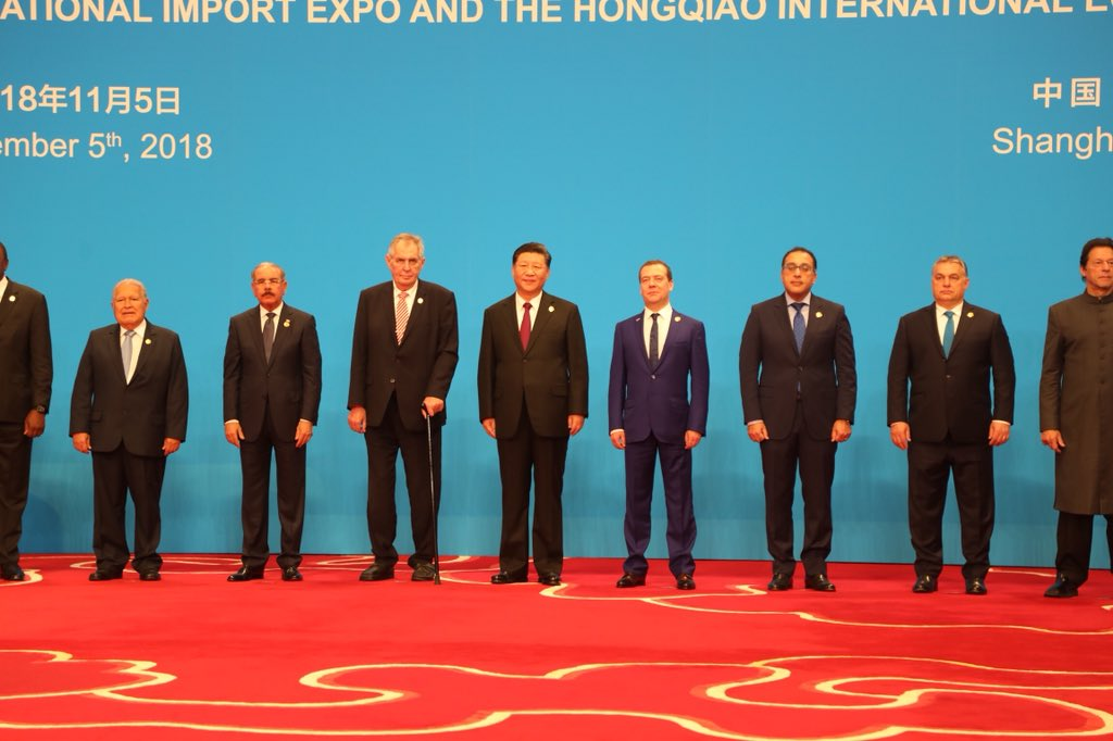feria importación china danilo medina