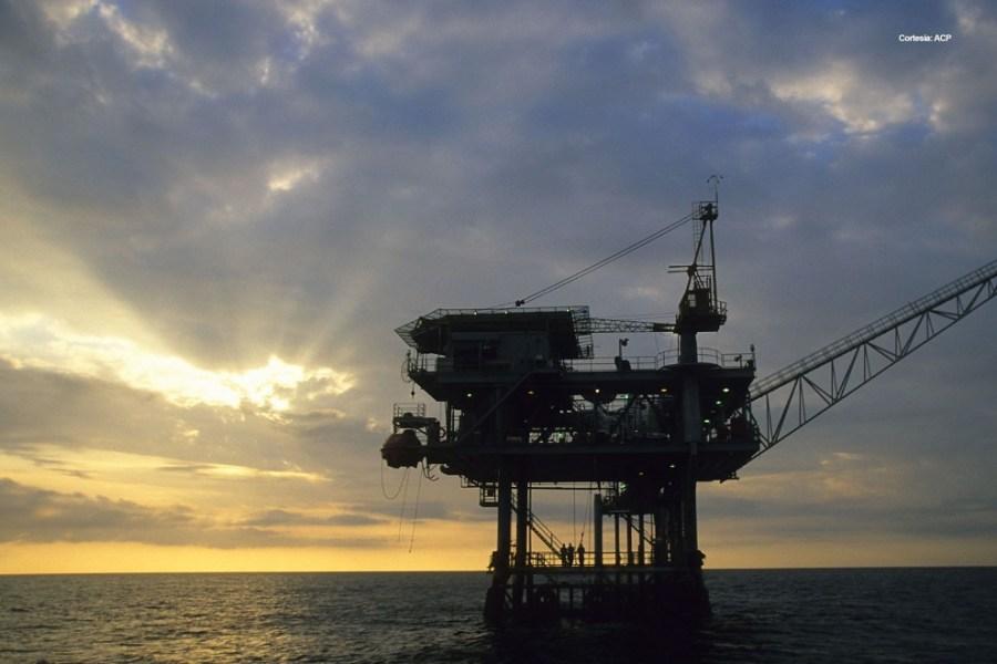 petróleo off shore