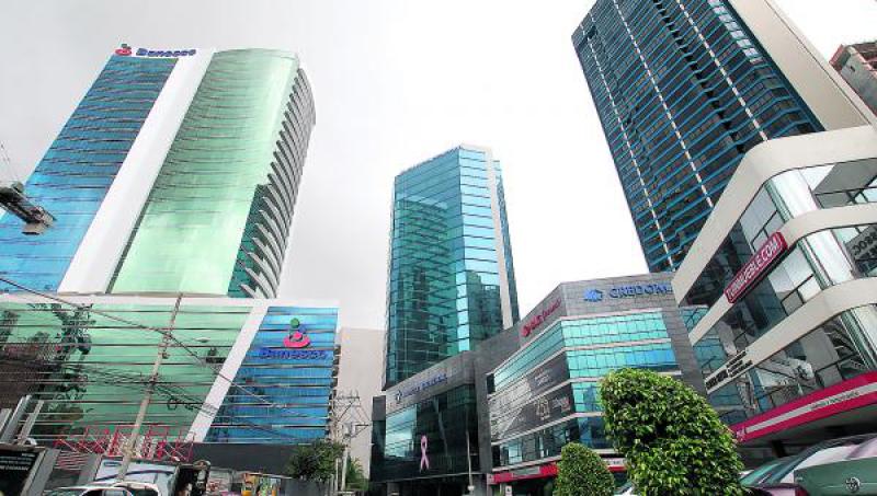 zona bancaria ciudad panamá