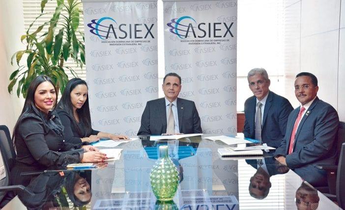 asiex inversion extranjera