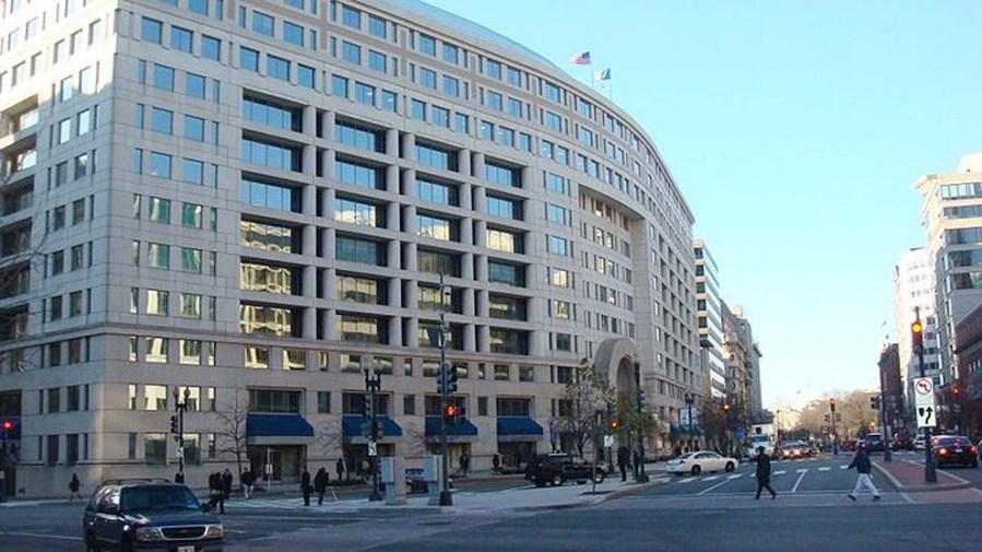 banco interamericano de desarrollo, sede en washington