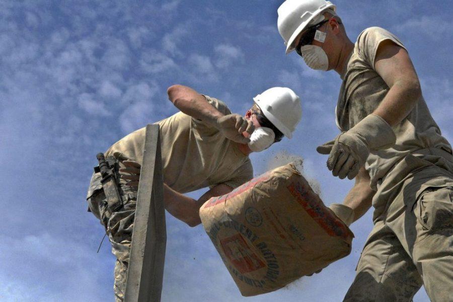 cemento construccion concreto