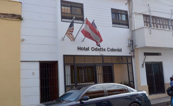 hotel odette colonial