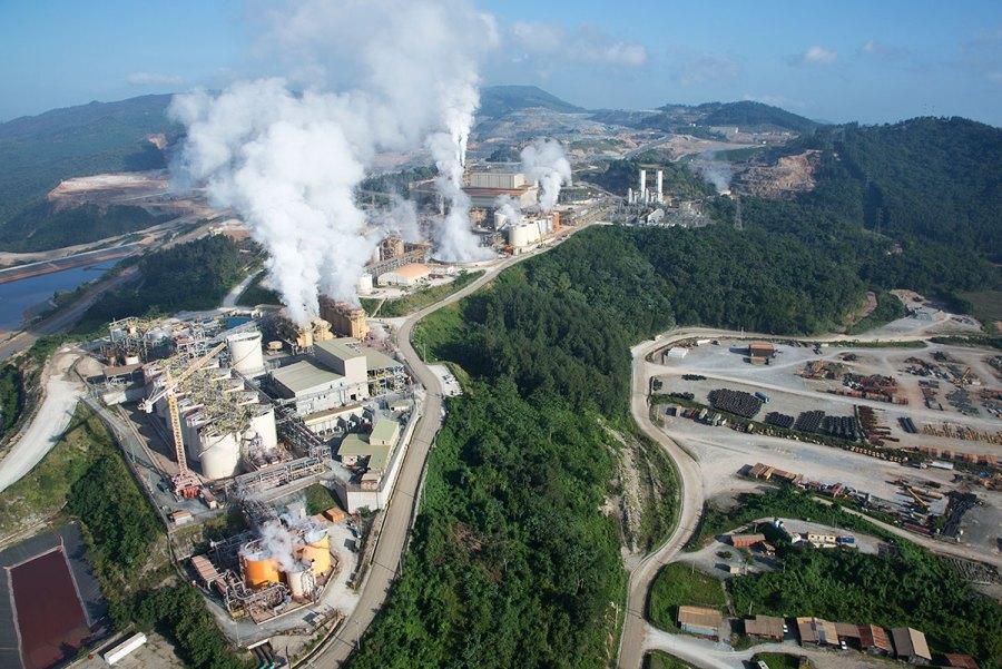 mineria economia dominicana barrick