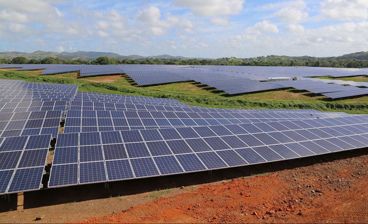 Monte Plata Solar Demuestra Que El Sol S 237 Es Energ 237 A Para Rd
