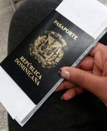 pasaporte dominicano libreta