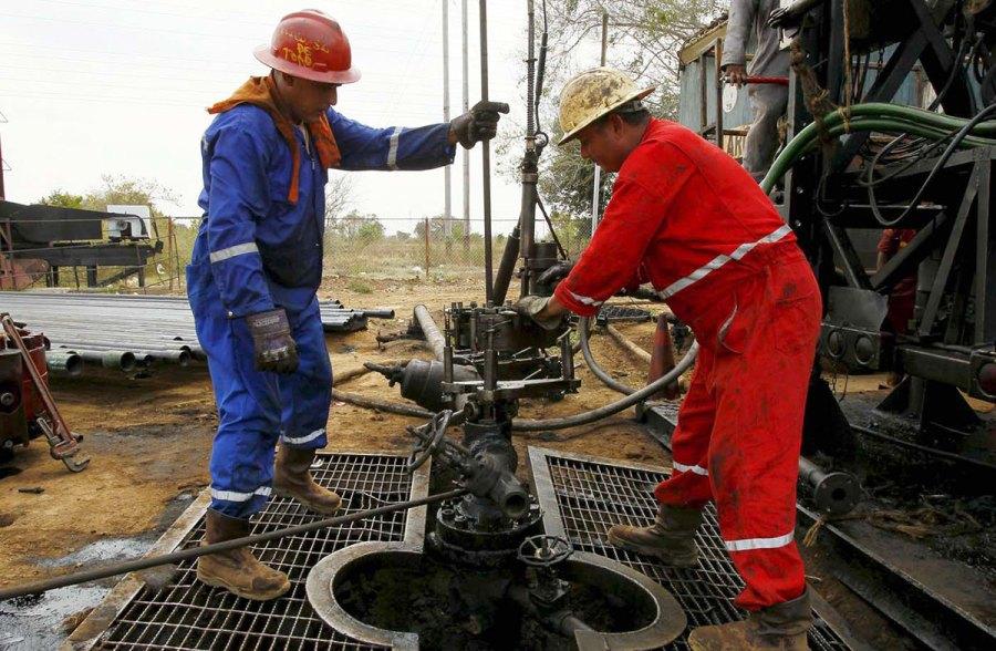 petroleo crudo petroleros
