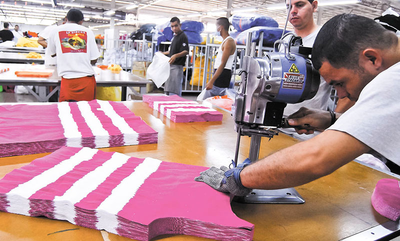 salarios trabajadores dominicanos