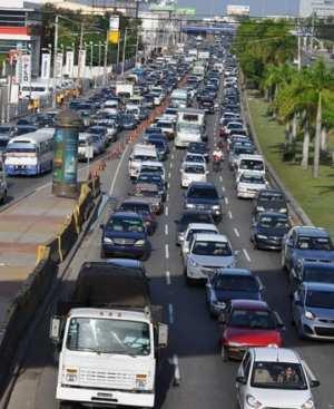 En el Gran Santo Domingo se movilizan cada día alrededor de 700,000 pasajeros.