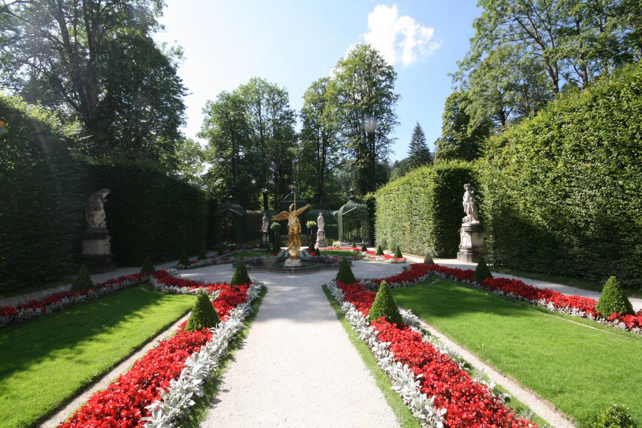 linderhof-jardin