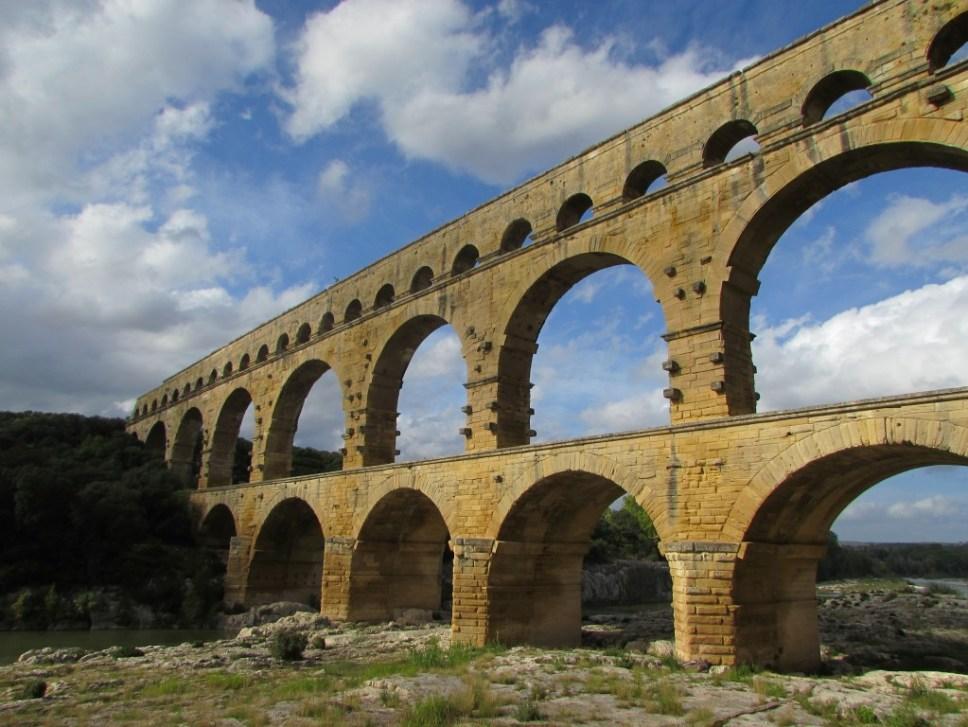 pont du gard francia