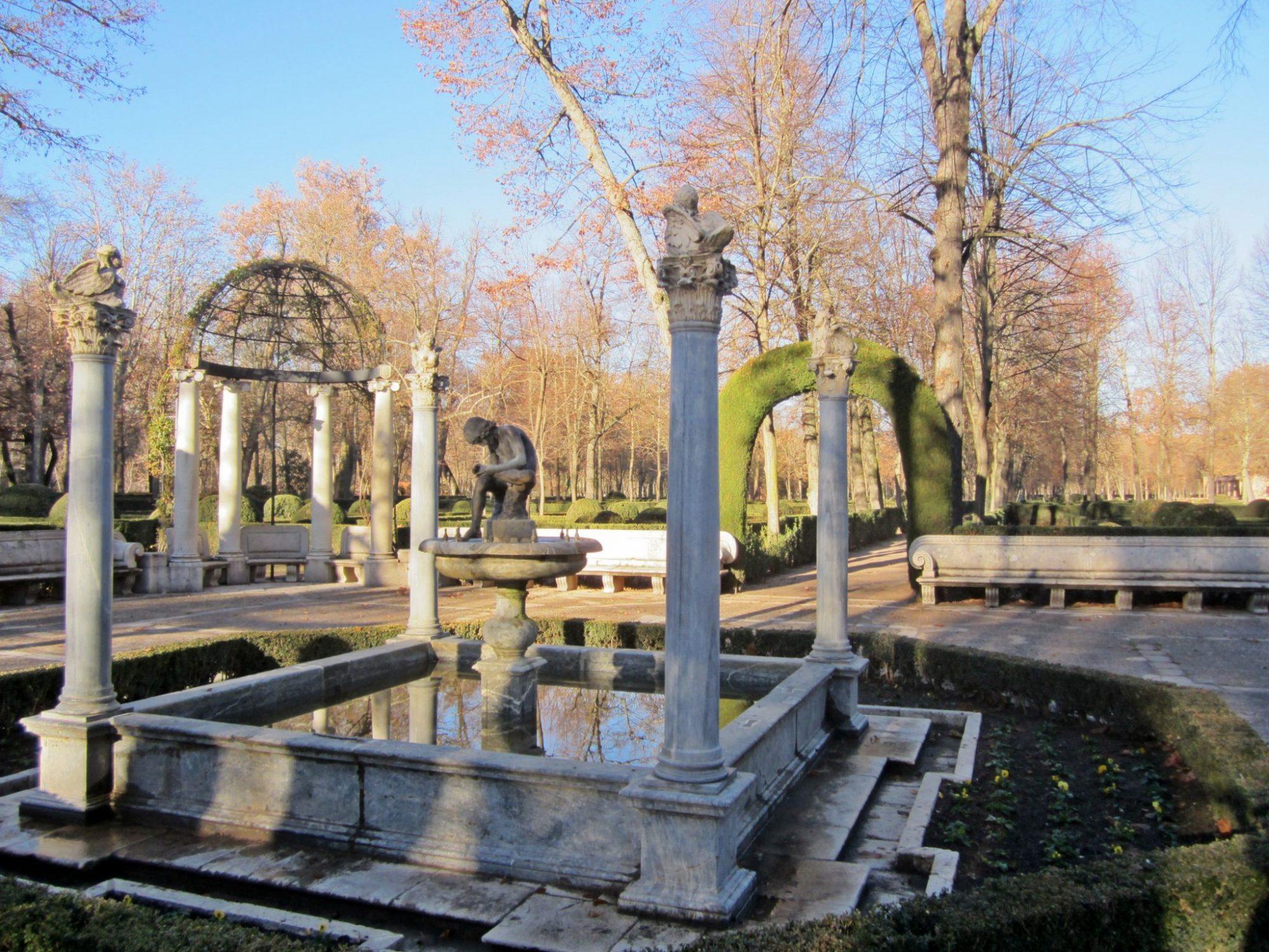 Palacio real de aranjuez y el jard n del pr ncipe madrid for El jardin del principe