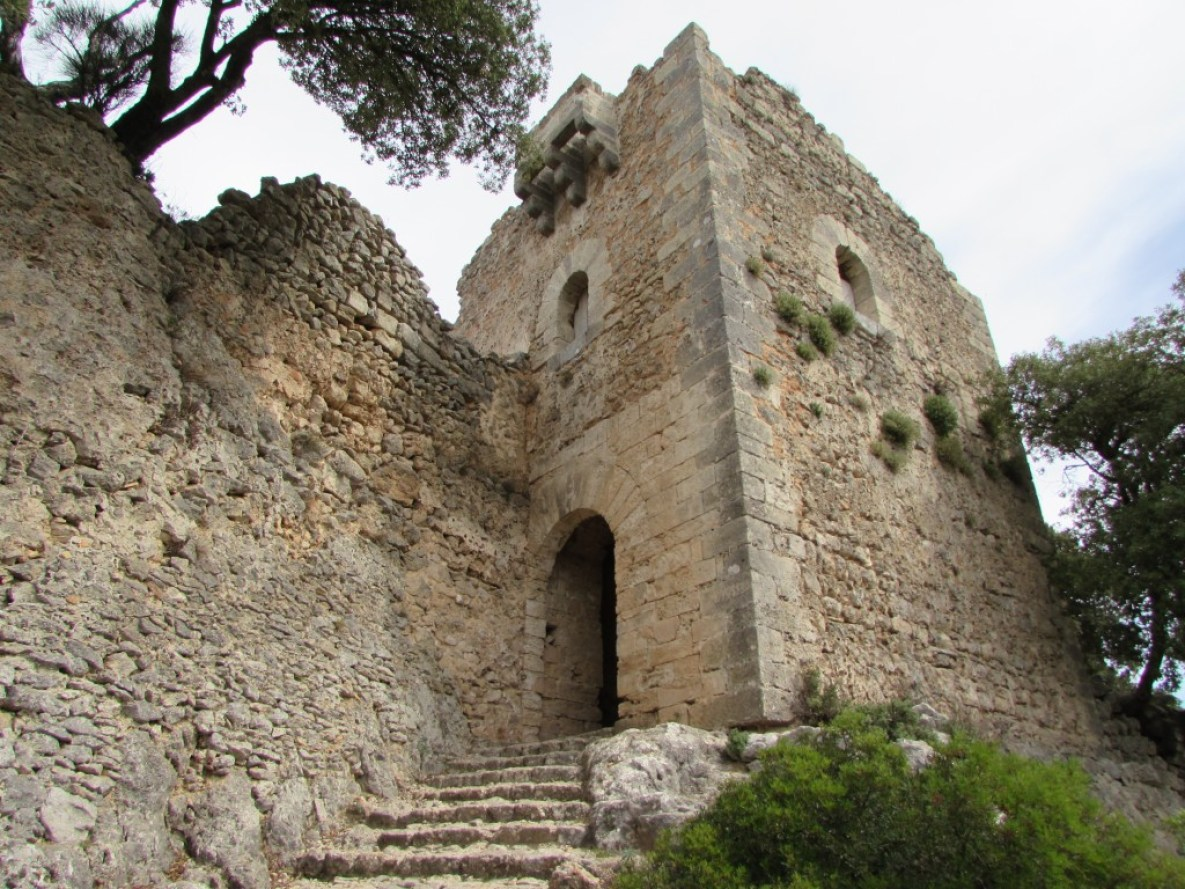 Torre del homenaje Castillo de Alaro