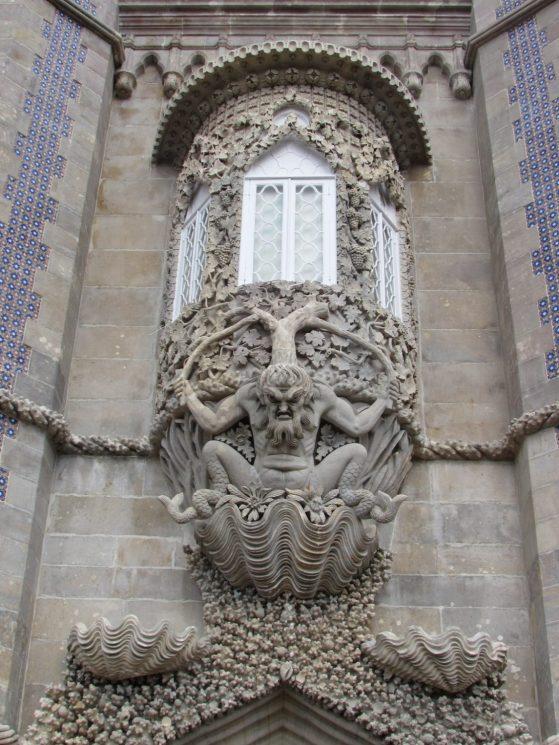 Triton palacio da pena