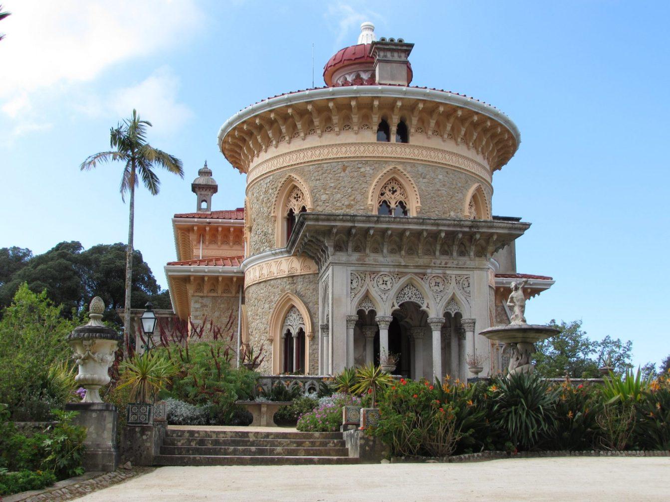 Palacio de Monserrate en Sintra